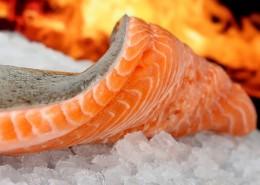 salmon-corte