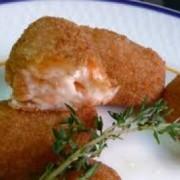 Croquetas de Salmon fresco
